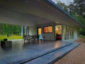 Richmond modern Dogtrot design by HEDS architects