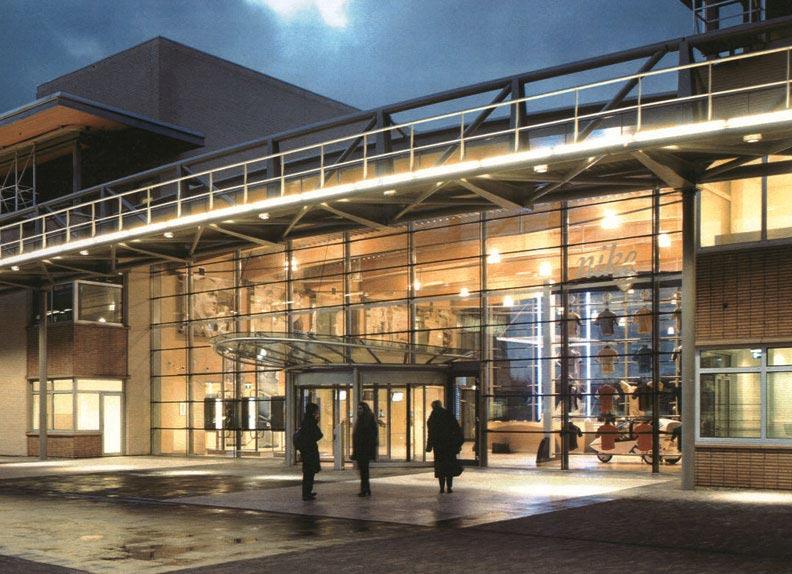 Nike European Headquarters, Hilversum